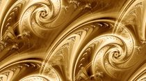 Golden Waves von Anastasiya Malakhova