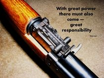 Great Responsibility by Anastasiya Malakhova