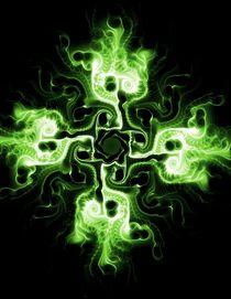 Green Cross von Anastasiya Malakhova