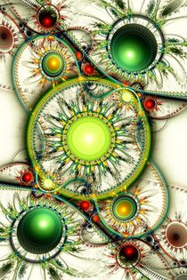 Green Jewelry by Anastasiya Malakhova