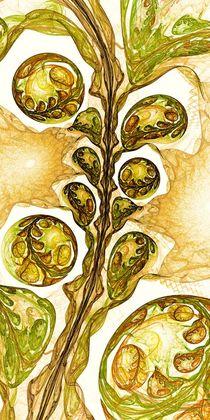 Green Plant von Anastasiya Malakhova