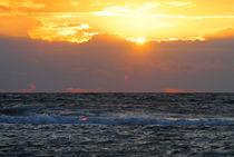 Sonnenuntergang by J.A. Fischer
