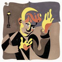David Jim (Cover 1977) von Mychael Gerstenberger