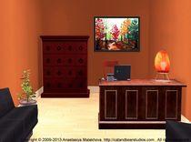 Interior Design Idea - Autumn by Anastasiya Malakhova