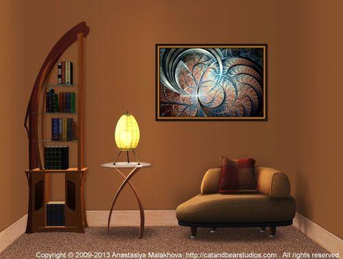 Interior-design-idea-metal-forest-anastasiya-malakhova
