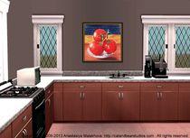 Interior Design Idea - Tomatoes by Anastasiya Malakhova