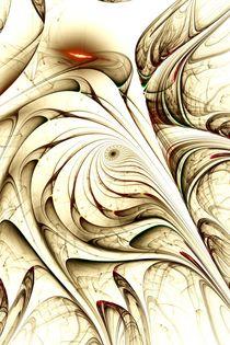 Ivory Bird von Anastasiya Malakhova
