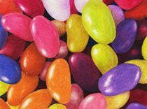 Jelly Beans von Anastasiya Malakhova