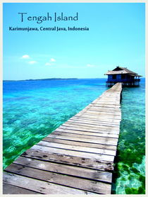 Tengah Island, Karimunjava, Central Java,Indonesia by Shella Hudaya