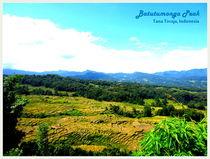 Batutumonga Peak by Shella Hudaya