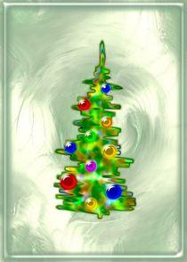 Little Christmas Tree by Anastasiya Malakhova
