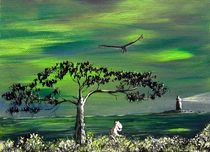 Moomintroll-and-lighthouse-anastasiya-malakhova