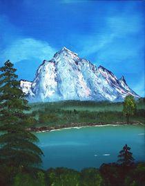 Mountain-and-lake-anastasiya-malakhova