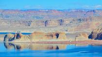 Lake Powell Mittagsstimmung von Martin Pepper