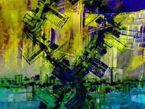 Crazy world by Gabi Hampe