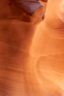 Windstoss im Sandland von Martin Pepper