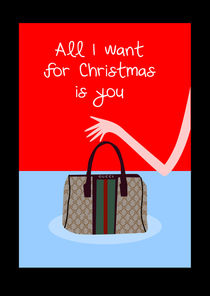gucci christmas by thomasdesign