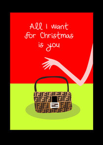 fendi christmas von thomasdesign