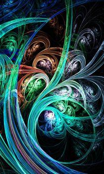 Night Phoenix by Anastasiya Malakhova