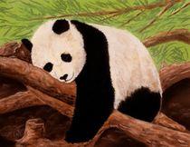 Panda by Anastasiya Malakhova