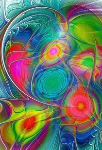 Psychedelic Colors by Anastasiya Malakhova
