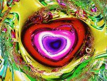 Rainbow Heart von Anastasiya Malakhova