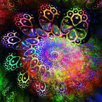 Rainbow Leopard by Anastasiya Malakhova