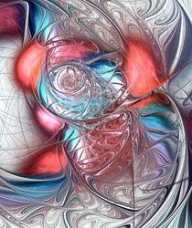 Red Glass Fish by Anastasiya Malakhova