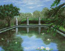 Reflecting Pool von Anastasiya Malakhova
