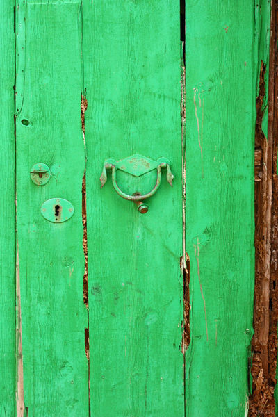 The-green-door