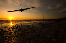 Vulcan-sunset