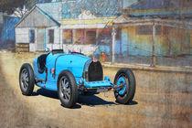 Bugatti T35A by Stuart Row
