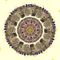 Snake Mandala von Anastasiya Malakhova