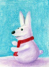 Snow Bunny by Anastasiya Malakhova