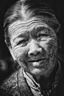 The Art of Old Faces by JACINTO TEE