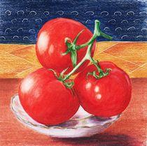 Tomatoes von Anastasiya Malakhova