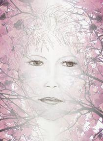Rosa Frauenbild by Ingrid Eichhorst