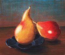 Two Pears von Anastasiya Malakhova