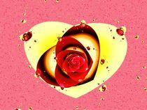 Valentine Rose von Anastasiya Malakhova