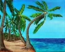 Wild Beach von Anastasiya Malakhova