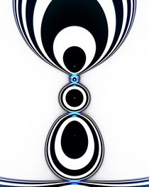 Zebra Jewels von Anastasiya Malakhova