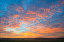 Sonnenaufgang by J.A. Fischer