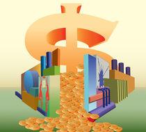 Power of Money von Frank Collyer
