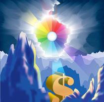 Fortune Shines von Frank Collyer