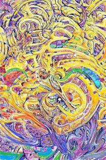 Mayan Madness Matrix by Gary Wakefield