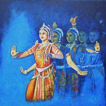 Mahishasura Mardini Dance von Usha Shantharam
