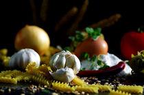 Feines Küchen Stillleben Genuss aus Italien by Tanja Riedel
