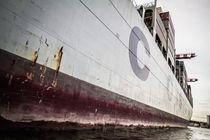COSCO oceania II von Philipp Kayser