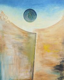 Erdmantel I by Michael Amrit Bleichner