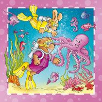 underwater by Stefan Lohr